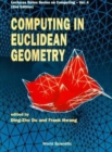 Image for Computing In Euclidean Geometry (2nd Edition)