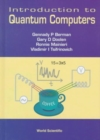 Image for Introduction To Quantum Computers