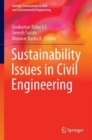 Image for Sustainability Issues in Civil Engineering