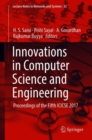 Image for Innovations in Computer Science and Engineering : Proceedings of the Fifth ICICSE 2017