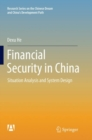 Image for Financial Security in China : Situation Analysis and System Design