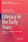 Image for Literacy in the Early Years : Reflections on International Research and Practice