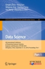 Image for Data Science : 4th International Conference of Pioneering Computer Scientists, Engineers and Educators, ICPCSEE 2018, Zhengzhou, China, September 21-23, 2018, Proceedings, Part I