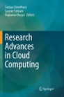 Image for Research Advances in Cloud Computing