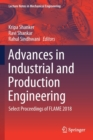 Image for Advances in Industrial and Production Engineering : Select Proceedings of FLAME 2018