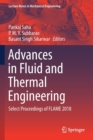 Image for Advances in Fluid and Thermal Engineering : Select Proceedings of FLAME 2018