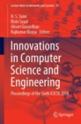 Image for Innovations in Computer Science and Engineering : Proceedings of the Sixth ICICSE 2018