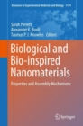 Image for Biological and Bio-inspired Nanomaterials: Properties and Assembly Mechanisms : 1174