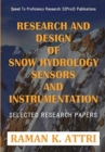 Image for Research and Design of Snow Hydrology Sensors and Instrumentation : Selected Research Papers : 1