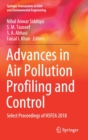 Image for Advances in Air Pollution Profiling and Control : Select Proceedings of HSFEA 2018