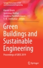 Image for Green Buildings and Sustainable Engineering : Proceedings of GBSE 2019