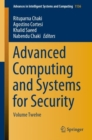 Image for Advanced Computing and Systems for Security. Volume Twelve : 1136