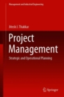 Image for Project Management : Strategic and Operational Planning