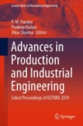 Image for Advances in Production and Industrial Engineering: Select Proceedings of ICETMIE 2019