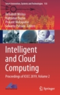 Image for Intelligent and Cloud Computing : Proceedings of ICICC 2019, Volume 2