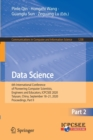 Image for Data Science : 6th International Conference of Pioneering Computer Scientists, Engineers and Educators, ICPCSEE 2020, Taiyuan, China, September 18-21, 2020, Proceedings, Part II