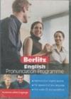Image for Berlitz English pronunciation programme  : lessons 1-60