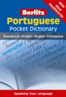 Image for Berlitz Portuguese pocket dictionary