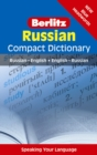 Image for Berlitz Russian compact dictionary  : Russian-English, English-Russian
