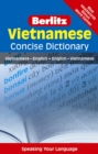 Image for Berlitz Vietnamese concise dictionary  : Vietnamese-English, English-Vietnamese