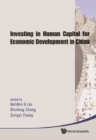 Image for Investing in human capital for economic development in China
