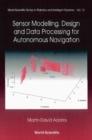 Image for Sensor Modelling and Data Processing for Autonomous Navigation.