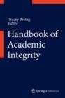Image for Handbook of academic integrity