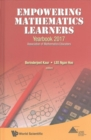 Image for Empowering Mathematics Learners: Yearbook 2017, Association Of Mathematics Educators