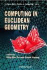 Image for Computing in Euclidean Geometry.
