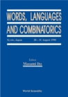 Image for Words, Languages and Combinatorics: Kyoto, Japan, 28-31 August 1990.