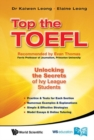 Image for Top The Toefl: Unlocking The Secrets Of Ivy League Students