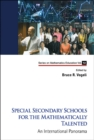Image for Special Secondary Schools for the Mathematically Talented : vol. 12