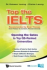 Image for Top The Ielts: Opening The Gates To Top Qs-ranked Universities