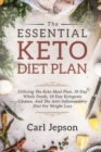 Image for Keto Meal Plan - The Essential Keto Diet Plan : 10 Days To Permanent Fat Loss