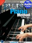 Image for Blues Piano Lessons for Beginners: Teach Yourself How to Play Piano (Free Audio Available).