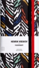 Image for Henrik Vibskov X Fashionary Fung Print Ruled Notebook A6