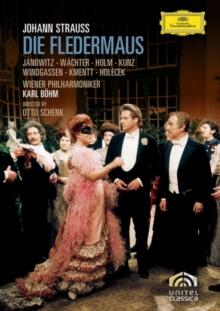 Image for Die Fledermaus: Wiener Philharmoniker (Bohm)