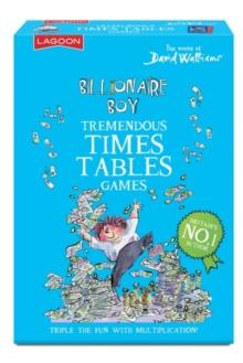 Image for David Walliams Billionaire Boy's Tremendous Times Tables Games