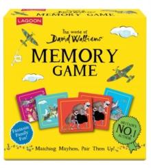 Image for David Walliams Memory Game