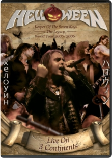 Image for Helloween: Live On 3 Continents