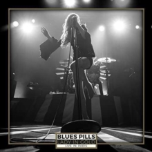 Image for Blues Pills: Lady in Gold - Live in Paris