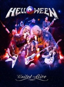 Image for Helloween: United Alive