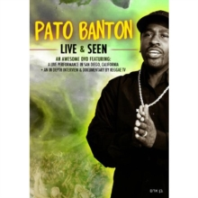 Image for Pato Banton: Live and Seen