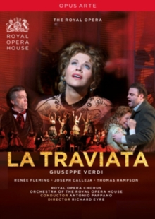 Image for La Traviata: The Royal Opera House (Pappano)