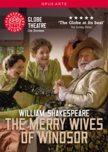 Image for The Merry Wives of Windsor: Globe Theatre
