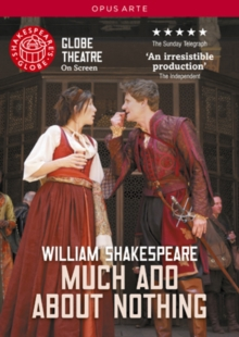 Image for Much Ado About Nothing: Globe Theatre