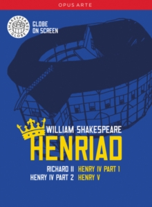Image for Shakespeare's Globe: Henriad