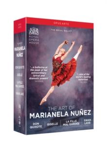 Image for The Art of Marianela Nuñez