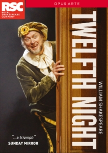 Image for Twelfth Night: Royal Shakespeare Company