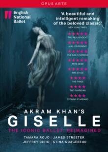 Image for Akram Khan's Giselle